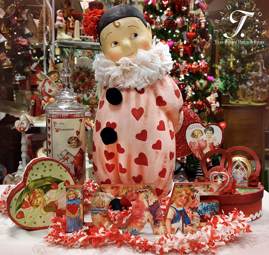 Bethany Lowe Christmas Ornaments.Bethany Lowe Valentine S Day Traditions