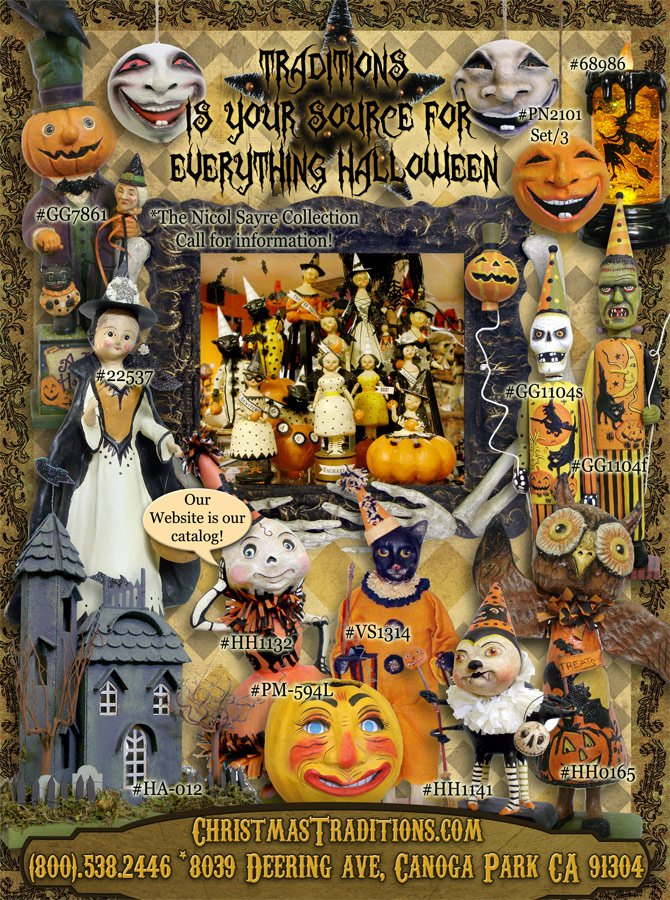 Perfect Traditions Vintage Halloween Decor 670 x 900 · 314 kB · jpeg