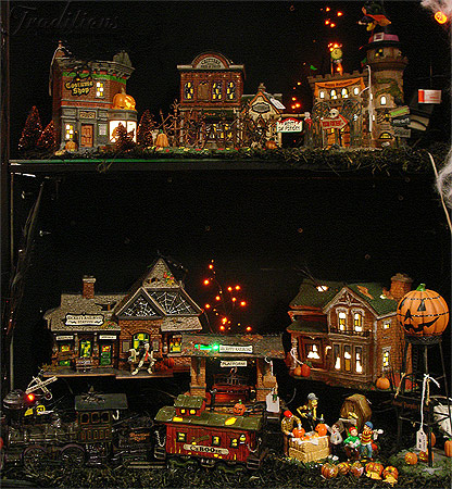 Department 56 Halloween Collector's Series