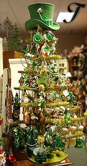 st pattys day home office decor. st patricku0027s day ornaments u0026 decor for your home or office there is a little irish in all of us on pattys