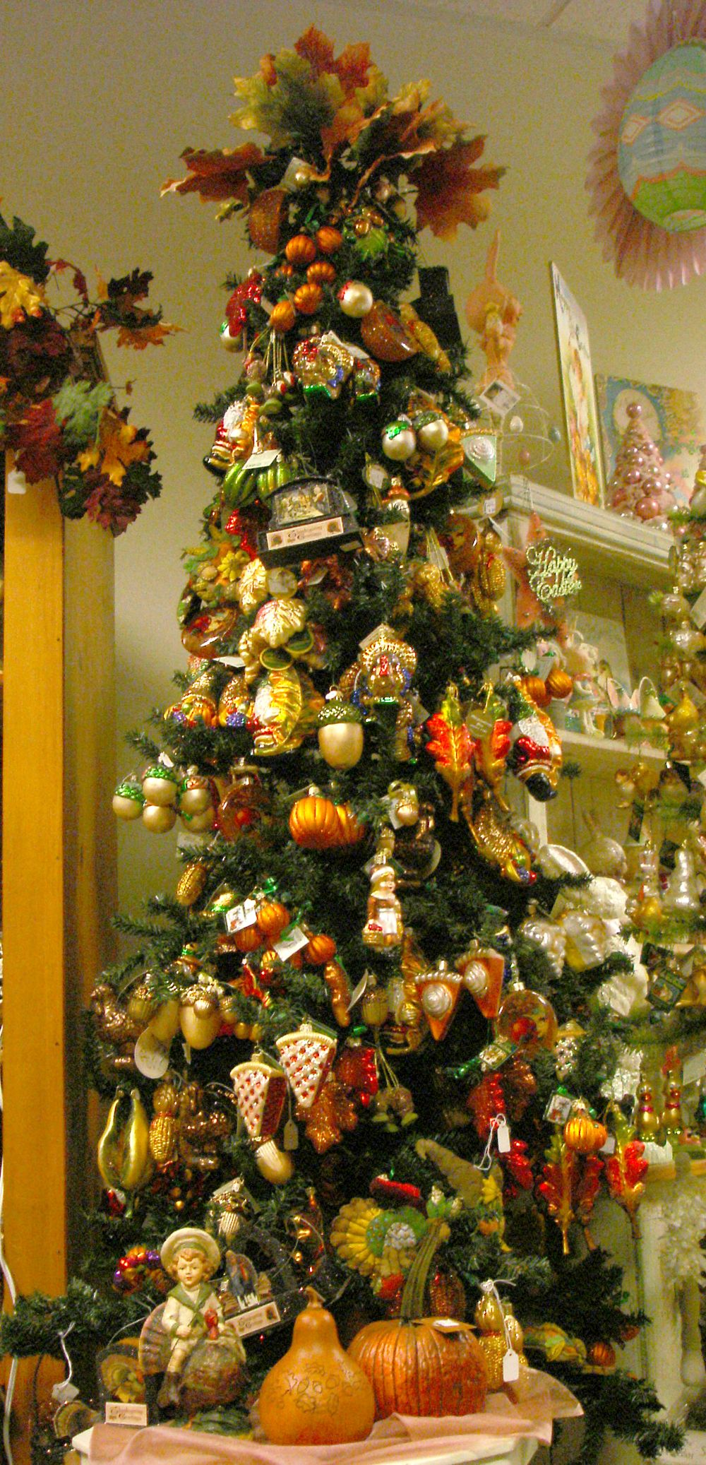Thanksgiving Ornaments Traditions