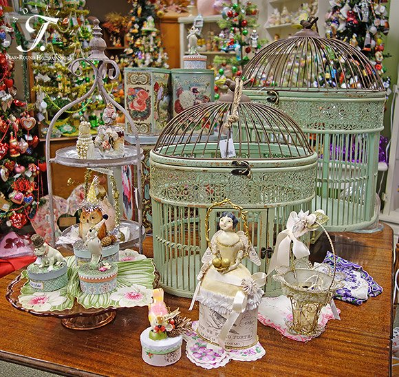 Christmas Decorations For Victorian Homes: Victorian Home Decor And Ornaments