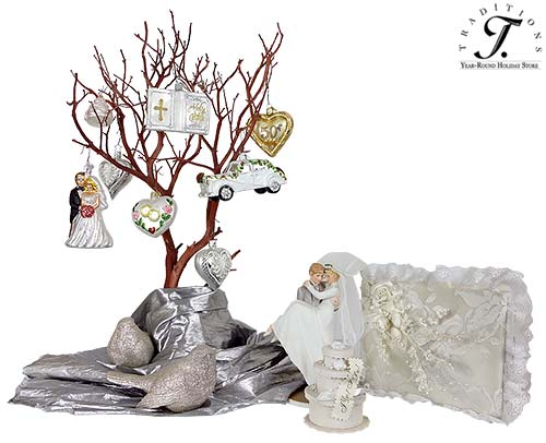 Wedding Gift Ornaments: Wedding Gifts, Decor And Ornaments