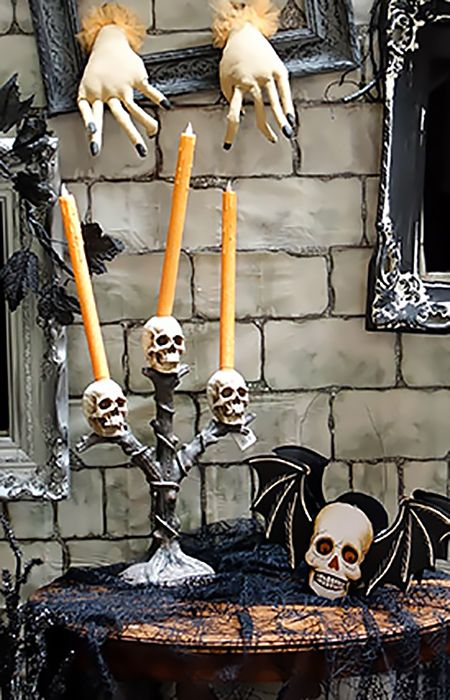 Halloween Candles Amp Candle Holders Traditions