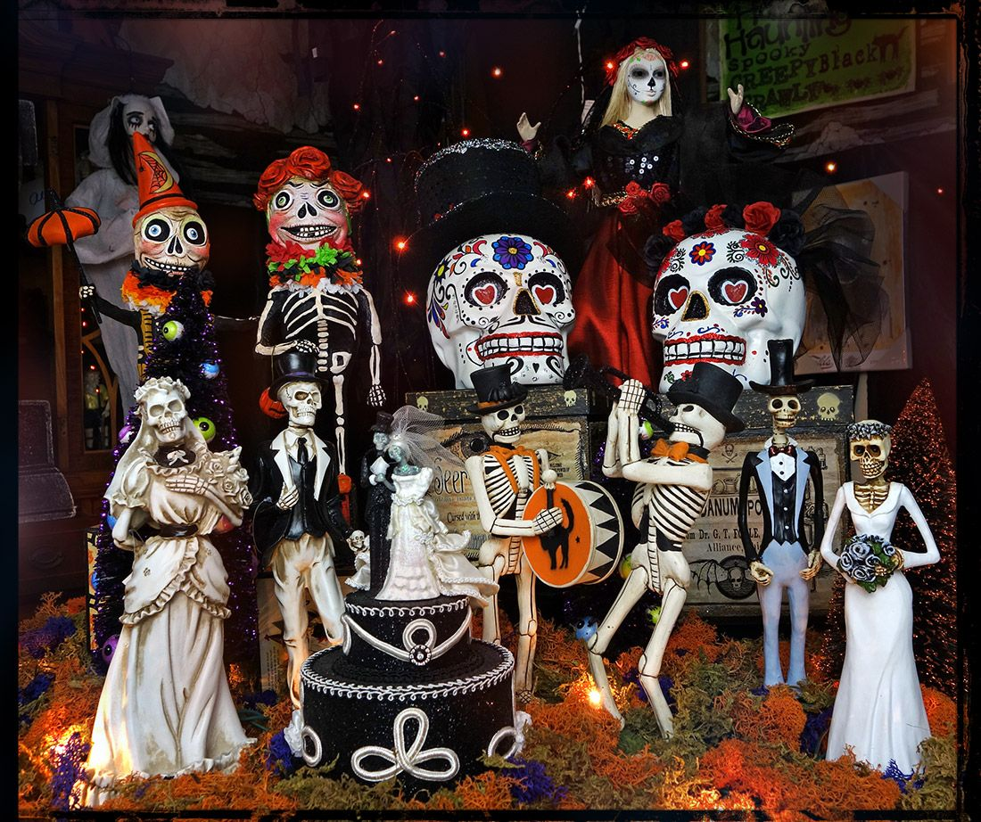 Day Of The Dead Decor Traditions