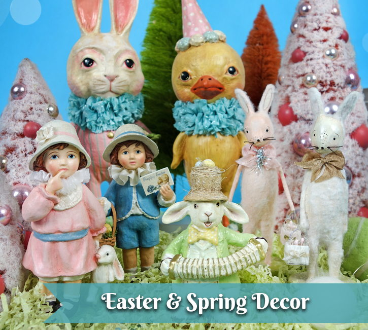 Easter figures & Decor