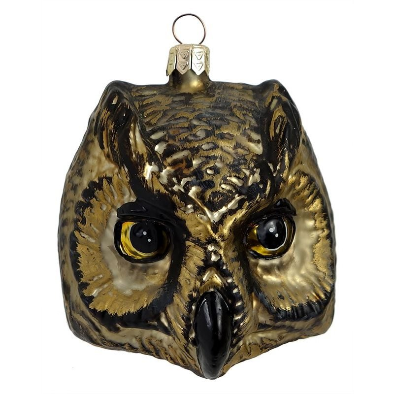 Traditional owl head