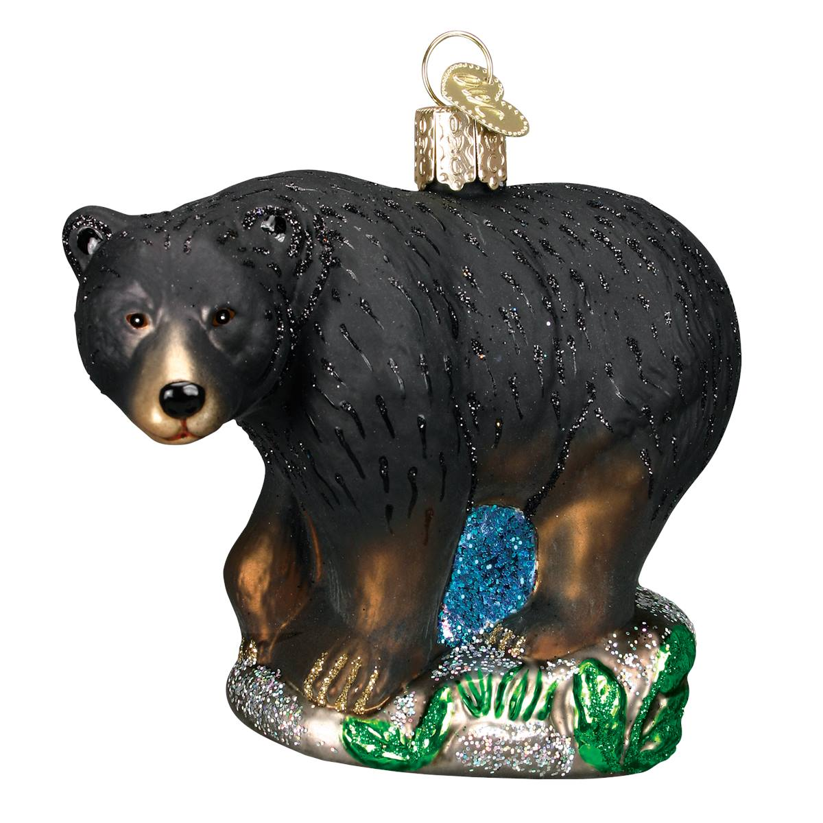 Black Bear Ornament