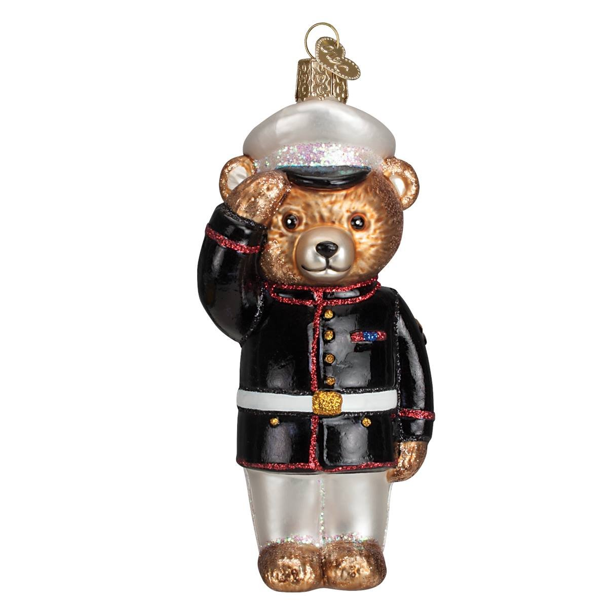 Marine Bear Ornament Traditions