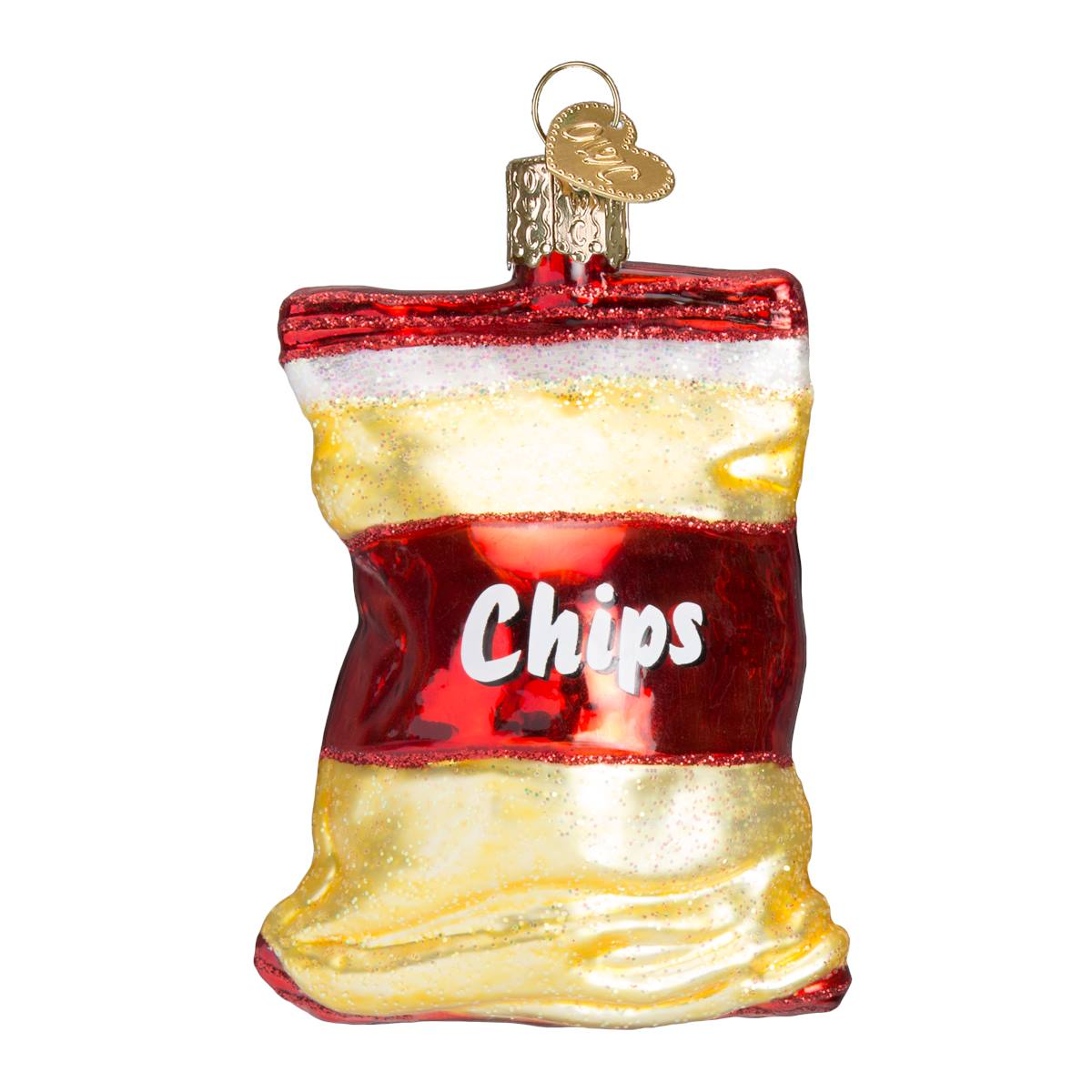 Bag of chips ornament traditions