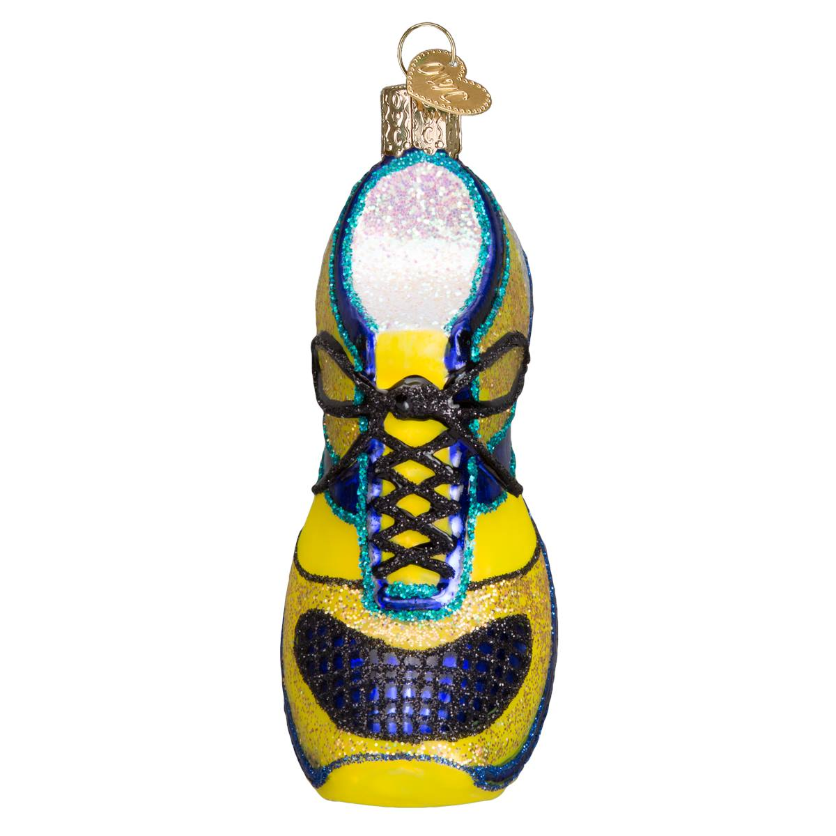 Running Shoe Ornament Traditions