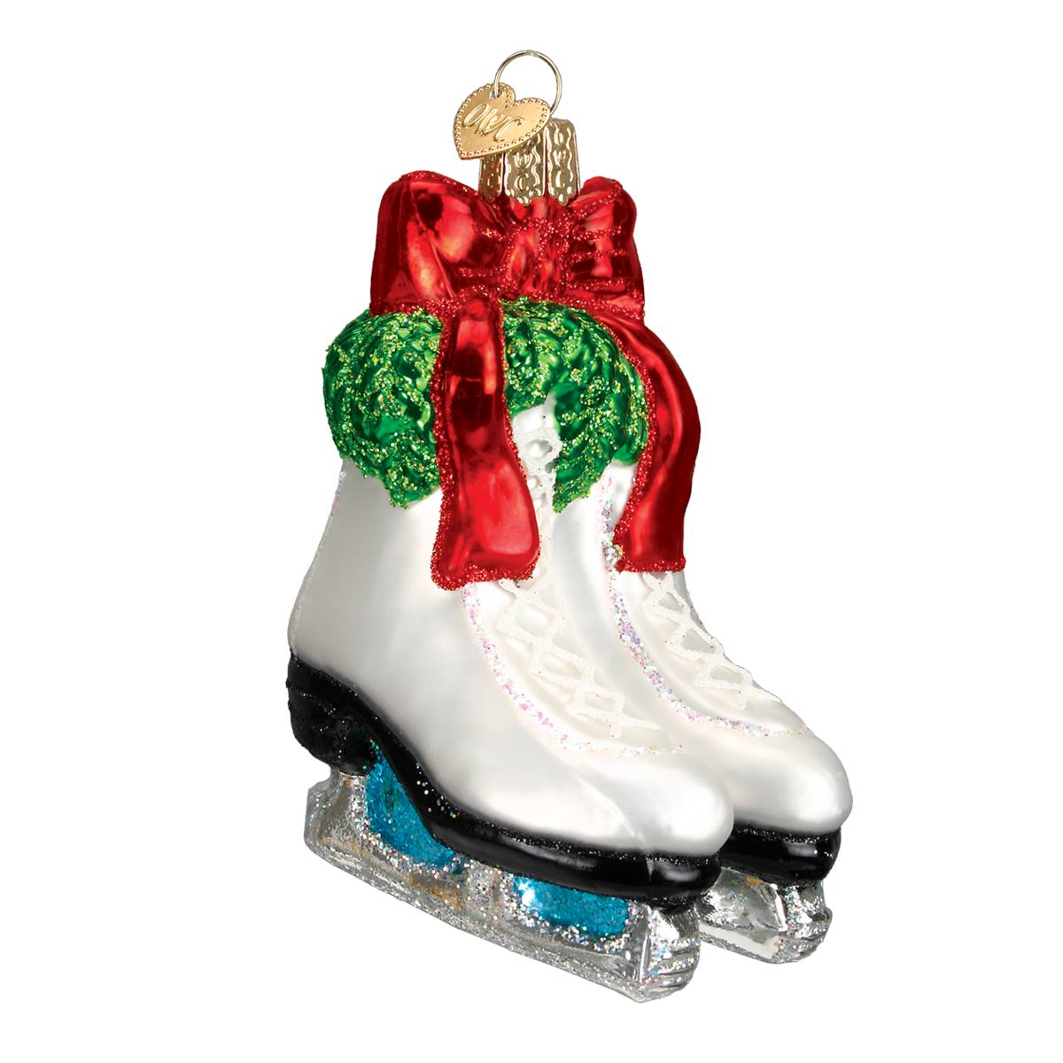 Holiday Skates Ornament