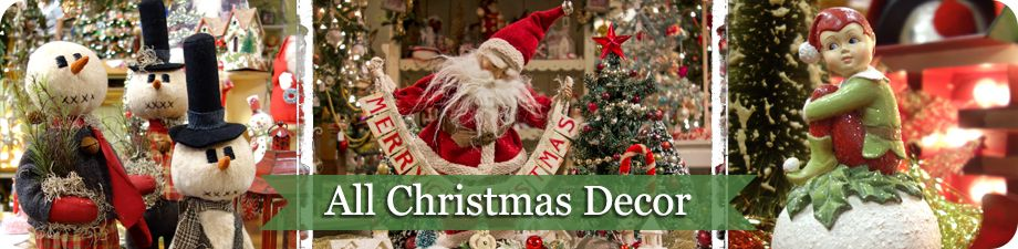 All Christmas Decor