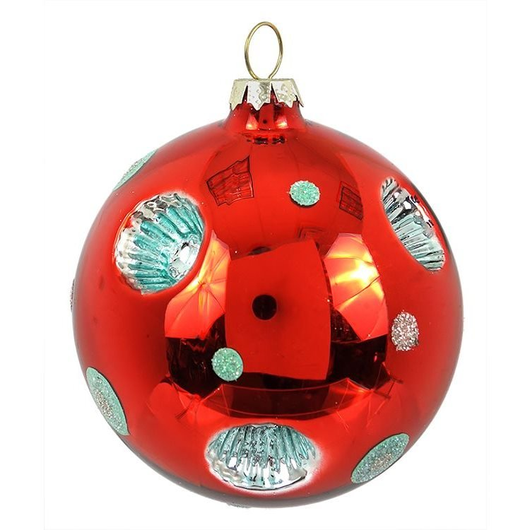 Traditional Vintage Christmas Ornaments