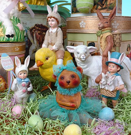 Traditional Easter Figures