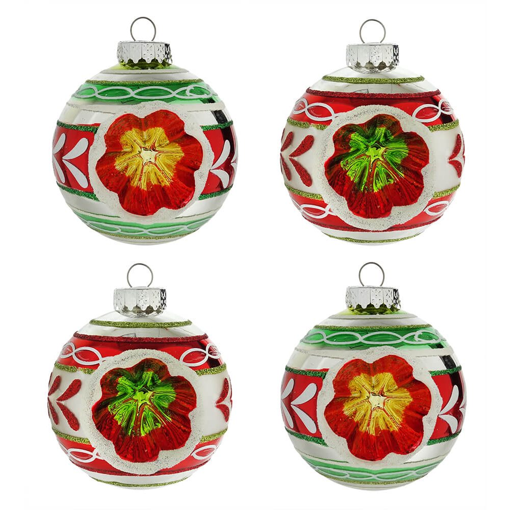 early years reflector ball ornaments box4