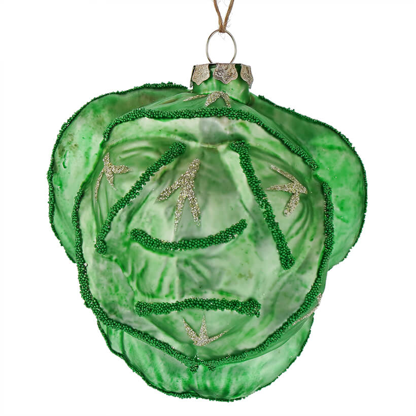 Cabbage Ornament By Cody Foster Traditions