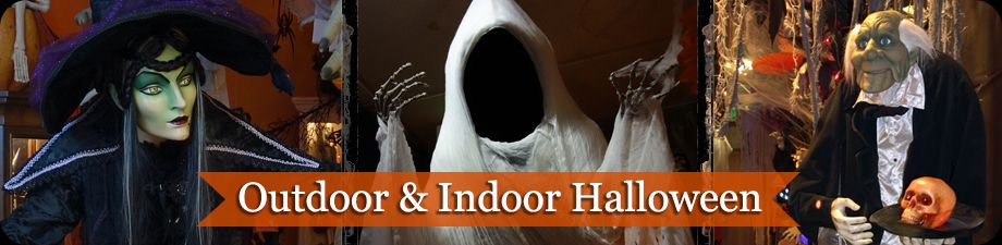 Halloween Indoor & Outdoor Decor