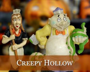 Creepy Hollow Halloween Accessories