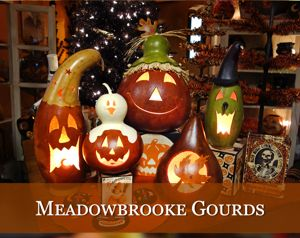 Meadowbrooke Halloween Gourds