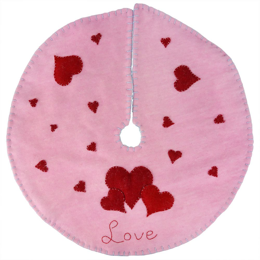Valentine S Tree Skirt Traditions