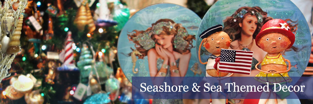 Seashore Sea Theme