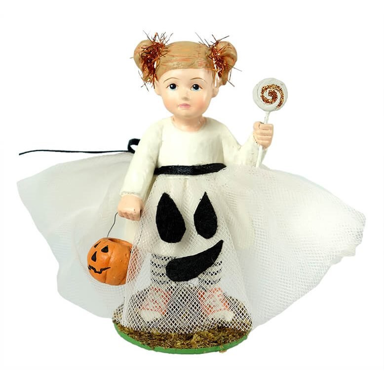Bethany Lowe Designs Halloween;  Today a Princess