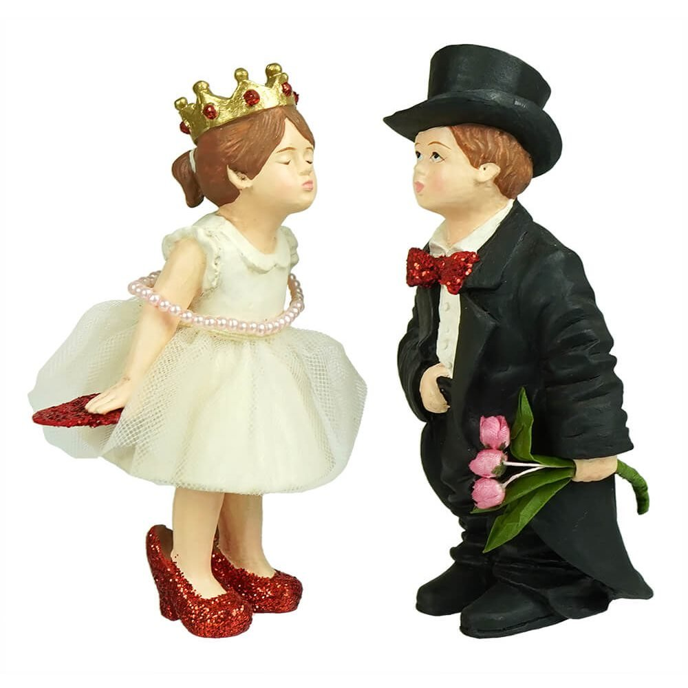 Bethany Lowe Valentine Little Cupid Girl TD9000 New