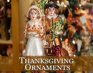 Thanksgiving Ornaments