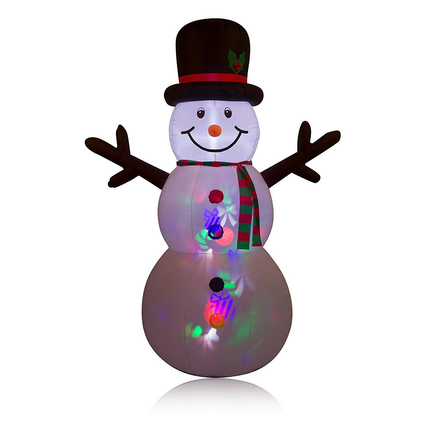 Inflatable Snowman Blow Up