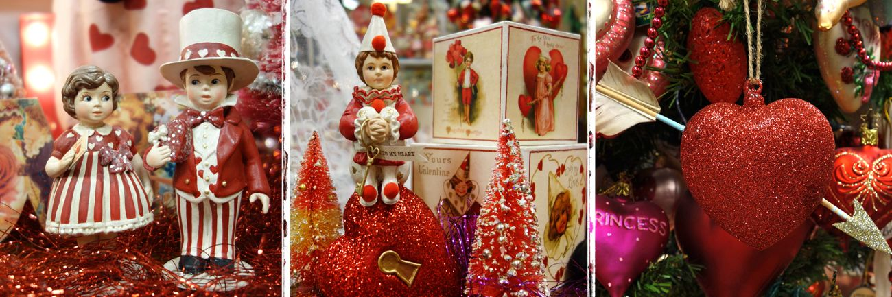 Valentine S Day Decorations Ornaments
