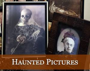 Haunted Memories Changing Halloween Portraits
